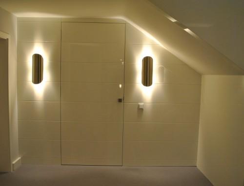 Aufzug- und Zimmertüren